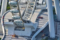 Ain Dubai Ferris Wheel, construction update August 2021, Dubai