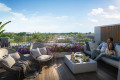 "Aura Gardens, ""sky suite"" terrace, artist's impression, Dubai"