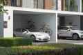 Aura Gardens, covered parking, artist's impression, Dubai