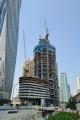 Ciel Tower, construction update August 2021, Dubai