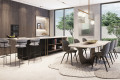 Harmony 2, property interior render, Dubai