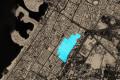 Jumeirah Garden City, map location, Dubai
