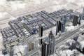 Jumeirah Garden City, artist's impression, Dubai