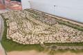 June at Arabian Ranches 3, developer's masterplan model, Dubai