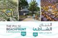 The Pulse Beachfront, artist's impression, Dubai