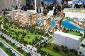 The Residences at District One, developer's model, Dubai