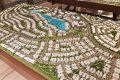 Tilal Al Ghaf, developer's masterplan model