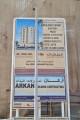 Untitled Plot 3347194, construction site signboard, Dubai