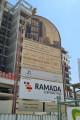 Untitled Plot 334727, construction site signboard, Dubai