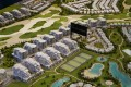 Akoya, Dubai, developer's 3D masterplan model