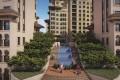Al Andalus Apartments, Dubai, artist's impression