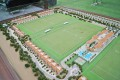 Al Habtoor Polo Resort & Club, Dubai, developer's model