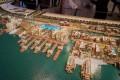 Marsa Al Seef, Dubai, developer's 3D masterplan model