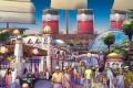 Aqua Dunya, Dubai, artist's impression