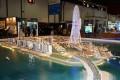 Bluewaters Island, developer's model at Cityscape 2013, Dubai
