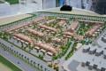 Casa Familia, developer's masterplan model, Dubai