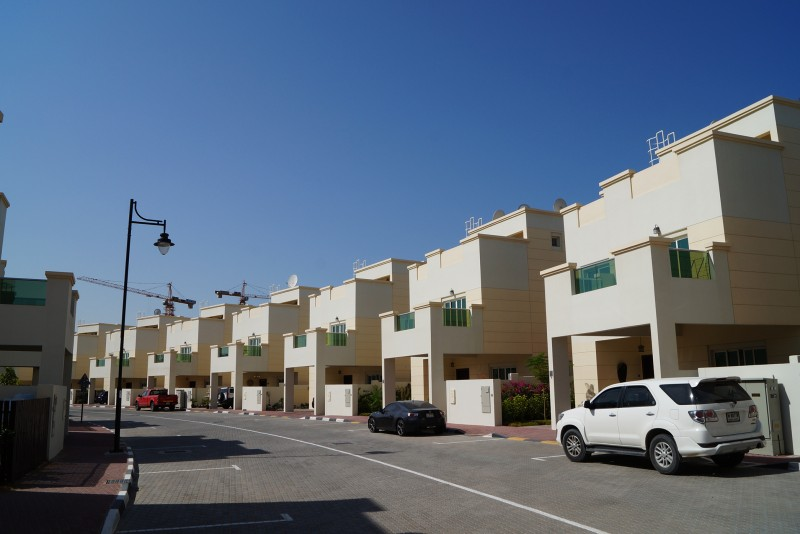 Circle Villas, Dubai