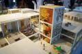 Creative Community, Dubai, developer's 3D model