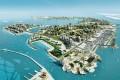 Deira Islands, Dubai, artist's impression