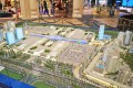 Deira Islands, developer's model, Dubai