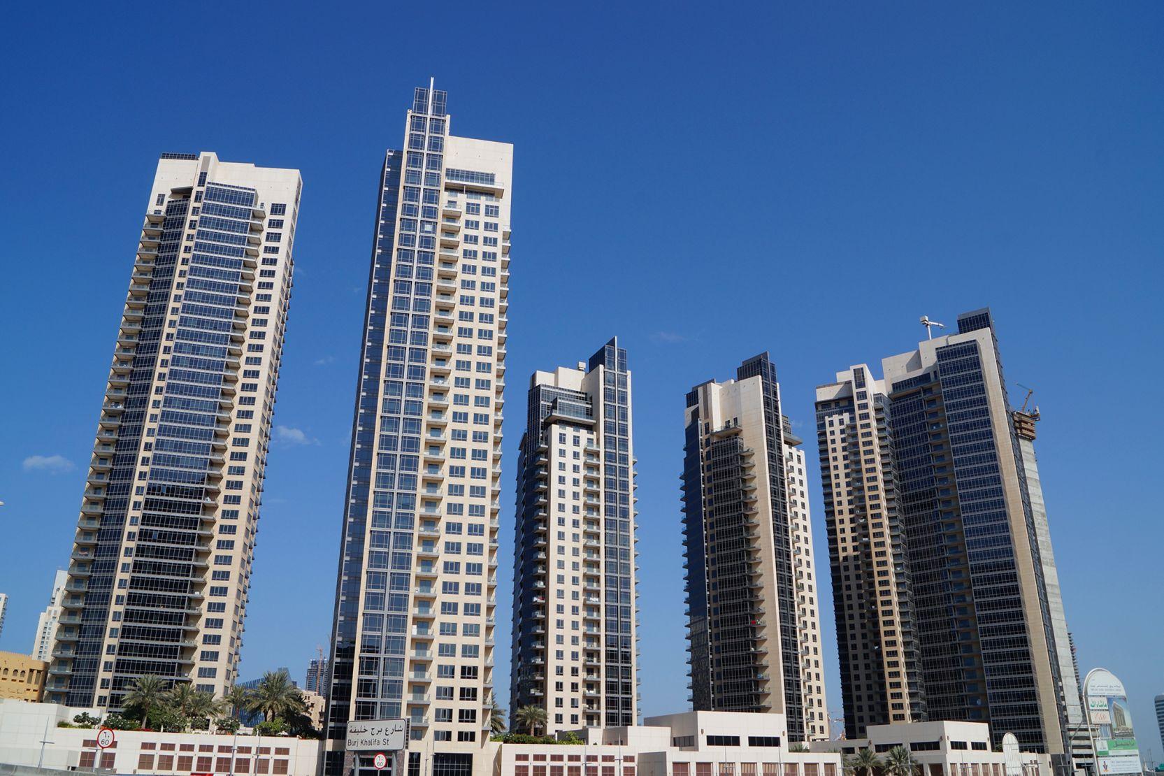 Downtown Dubai, South Ridge