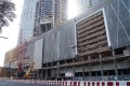 Downtown Dubai, Dubai, construction update May 2017