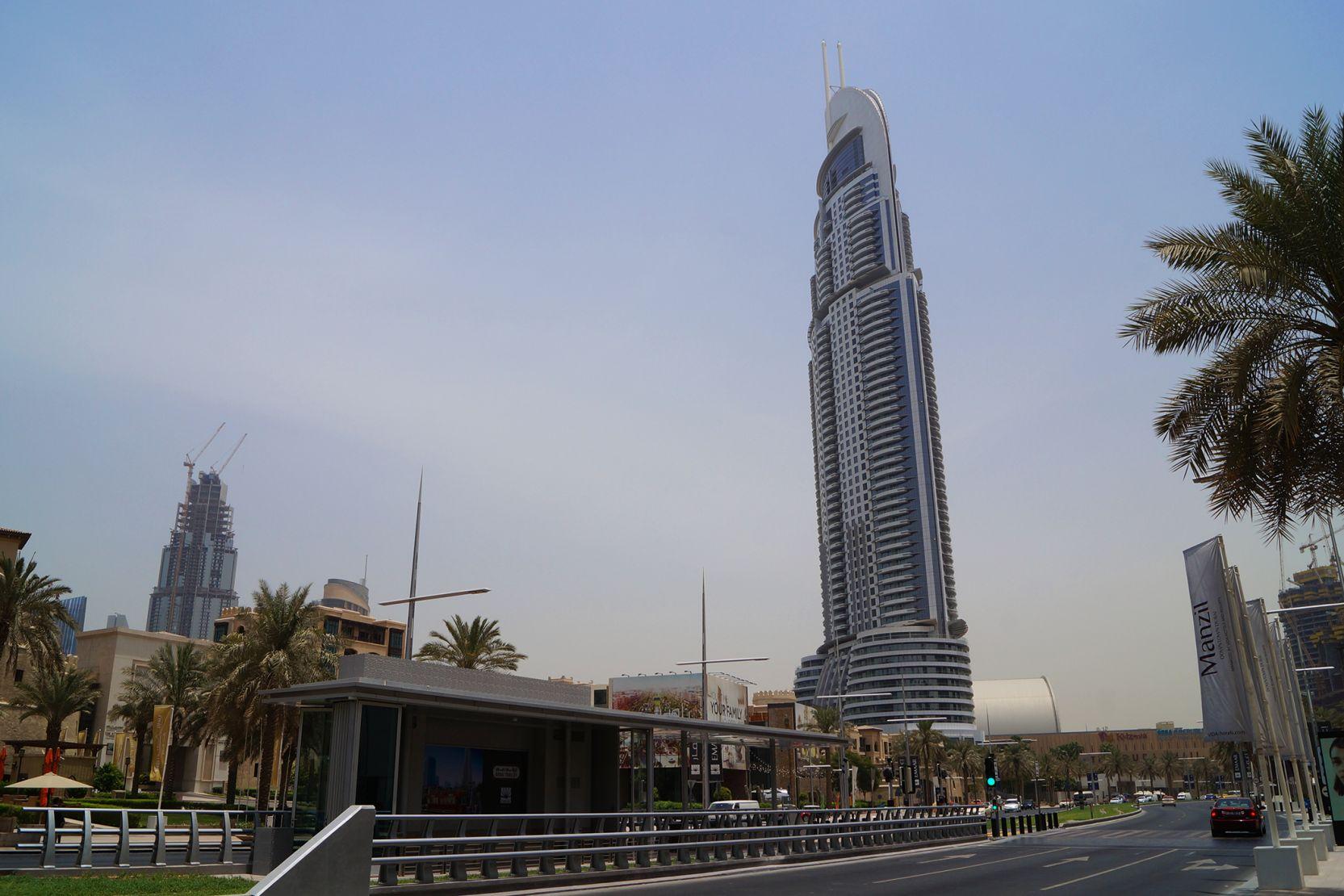 Downtown Dubai, Dubai