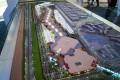 Dragon City, Dubai, developer's 3D masterplan model