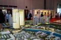 Dubai Creek Extension, developer's masterplan model, Dubai