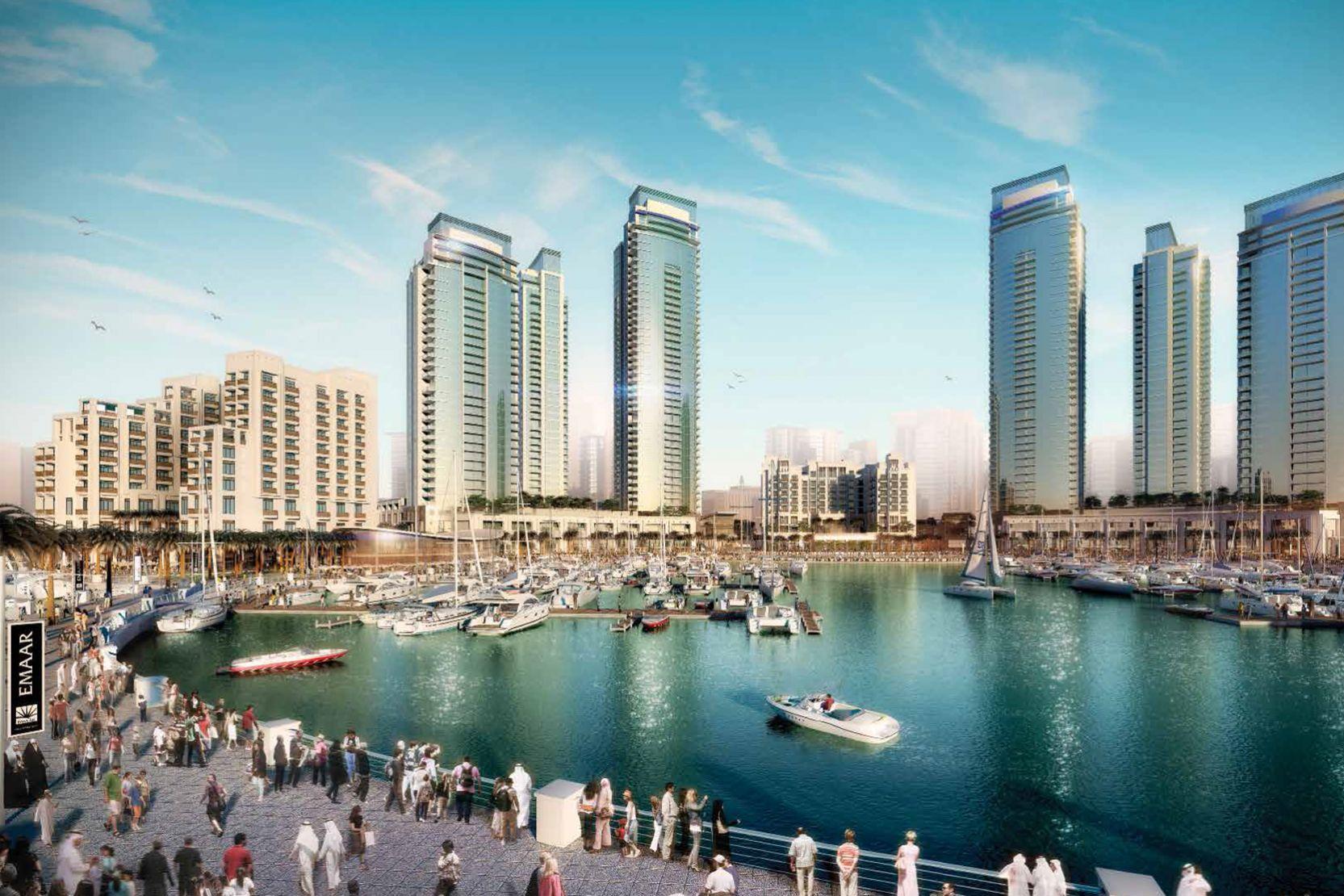 Dubai Creek Harbour Guide | Propsearch Dubai
