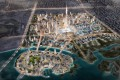 Dubai Creek Harbour, Dubai, developer's masterplan