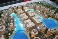 Dubai Lagoon, Dubai, developer's masterplan model