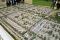 Dubai Sustainable City, Dubai, developer's masterplan model