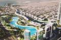 Dubai Water Canal, developer's masterplan, Dubai
