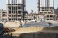 Dubai Water Canal, construction update July 2016, Dubai