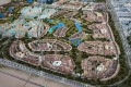 Emaar South, Dubai, developer's masterplan model