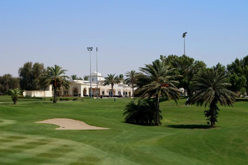 Emirates Living, Montgomerie Golf Course, Dubai