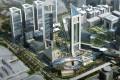 Emirates Towers Business Park, Dubai, artist's impression