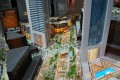 Emirates Towers Business Park, Dubai, developer's model