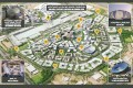 Expo 2020 Distrct, Dubai, developer's masterplan