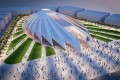 Expo 2020 Distrct, final design for the UAE Pavilion by Santiago Calatrava