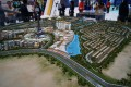 Falcon City Of Wonders, Dubai, developer's 3D masterplan model