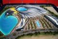 Falcon City Of Wonders, developer's model, Dubai