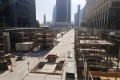 Gate Avenue, construction update January 2017, Dubai