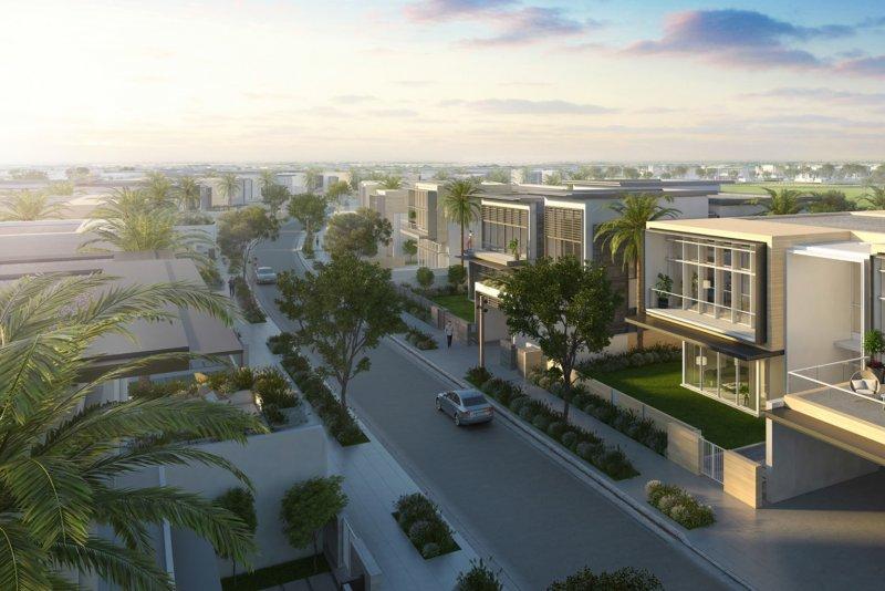 Golf Place at Dubai Hills Estate, Dubai, artist's impression