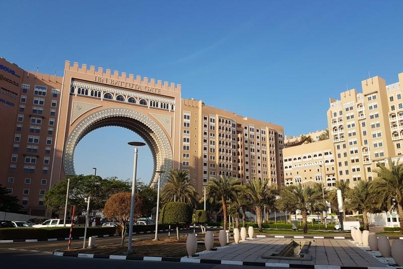 Jebel Ali District, Dubai