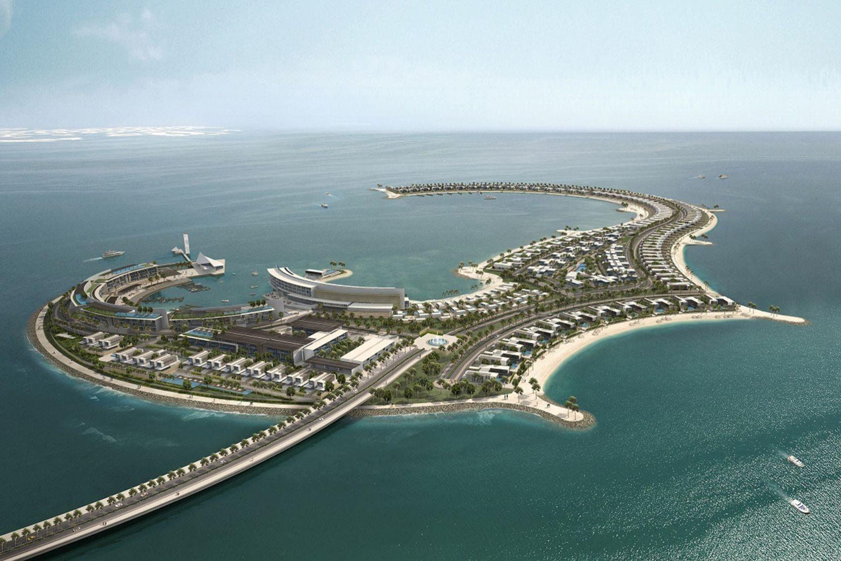Jumeirah Bay Island, Dubai