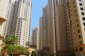 Jumeirah Beach Residence, plaza view, Dubai