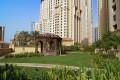 Jumeirah Beach Residence, plaza gardens, Dubai