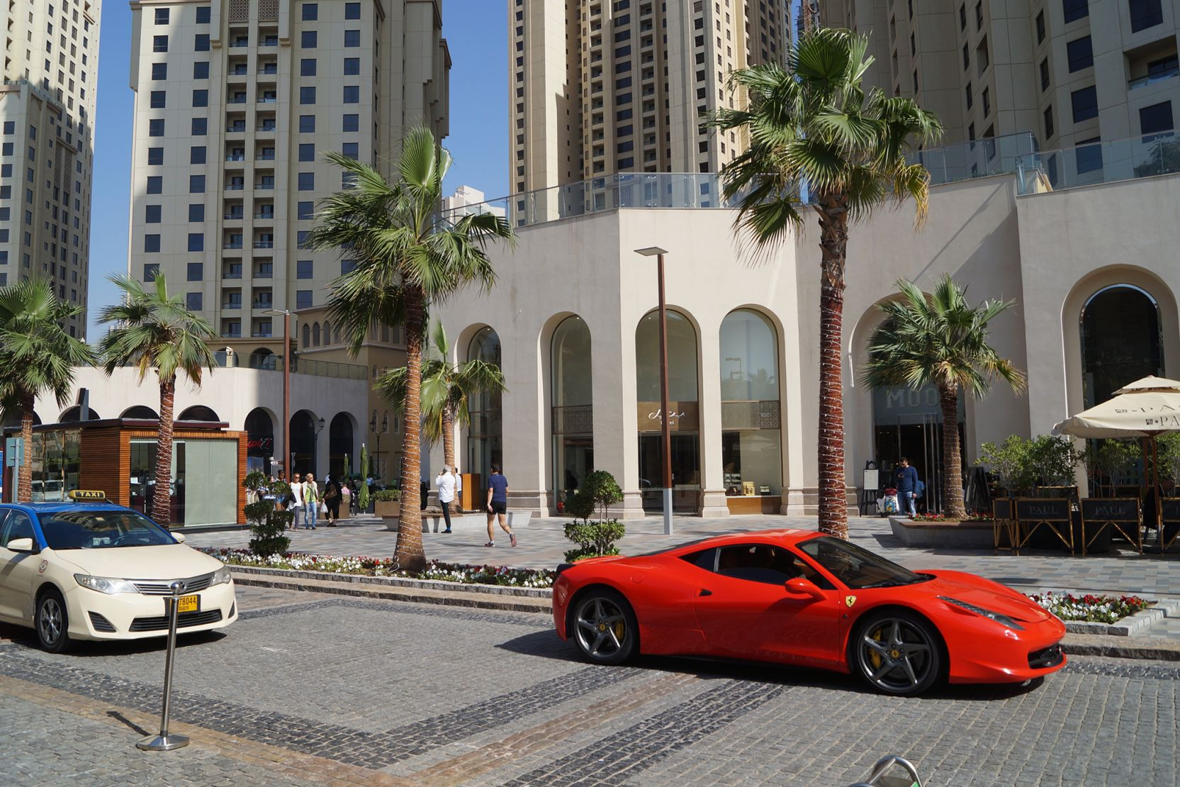 The Walk at Jumeirah Beach Residence, Dubai